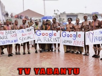 La protesta delle donne swazi e zulu contro social (Courtesy TV Yabantu)