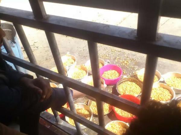 Ecco il cibo che viene distribuito a Ghuryan