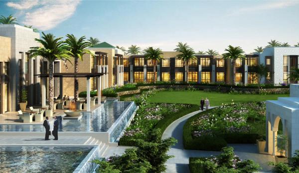 l'hotel Ritz-Carlton nella capitale Rabat