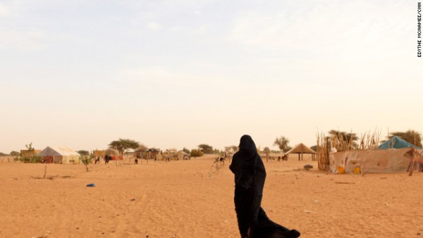 Una schiava in Mauritania