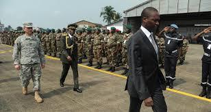 Joseph Beti Assomo, ministro della Difesa del Camerun