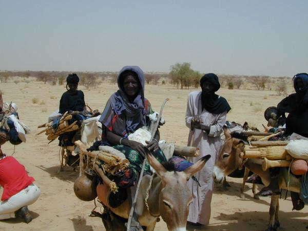 Schiavi in Niger