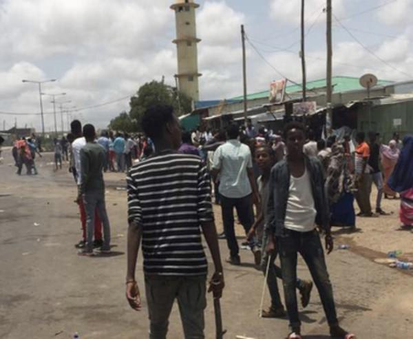 Disordini e violenze nelle regione somala, Etiopia