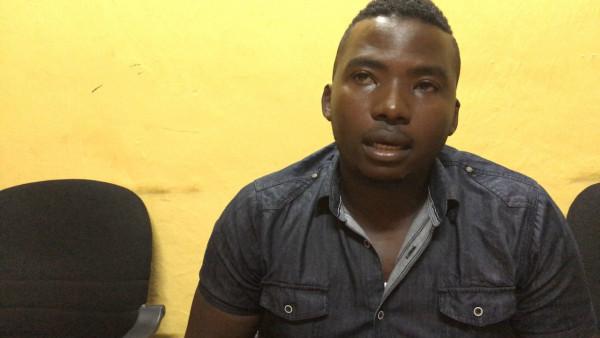 Uno dei keniani lasciati senza lavoro e senza paga in Qatar