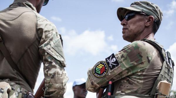 Istruttori militari russi nella Repubblica Centrafricana