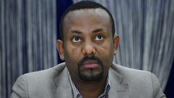 Abiy Ahmed, premier etiopico