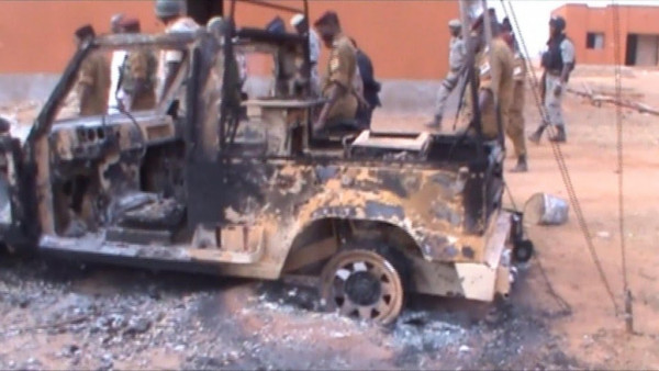 Attentato jihadista in Burkina Faso