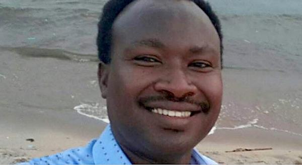 Germain Rukuki, attivista burundese per i diritti umani, condannato a 32 anni di prigione (Courtesy Amnesty International)