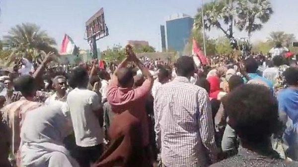 Colpo di Stato in Sudan