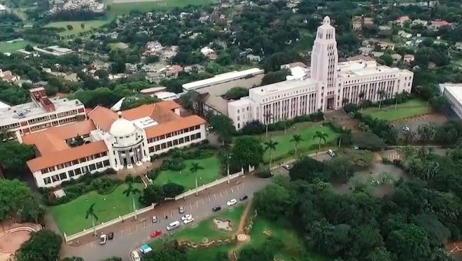 Università di KwaZulu Natal, dove è stata fatta la ricerca sull'aumento degli insetti dannosi per gli ortaggi (Courtesy University of KwaZulu Natal)