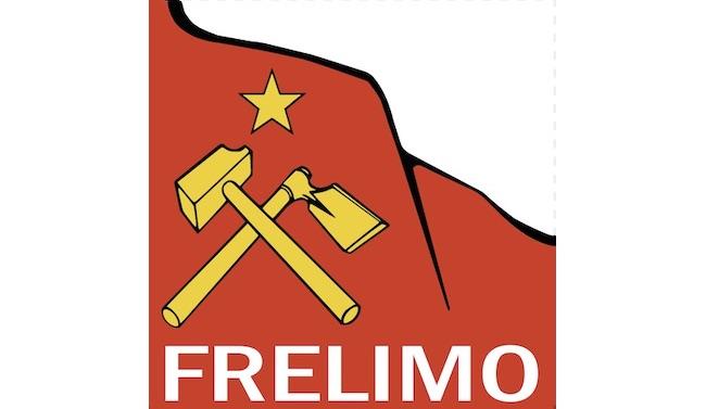 Bandiera del partito FRELIMO