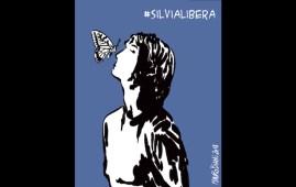 Andrea Sigona - #SilviaLibera, un'illustrazione di Mauro Biani