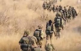Esercitazioni delle Forze armate dello Zimbabwe