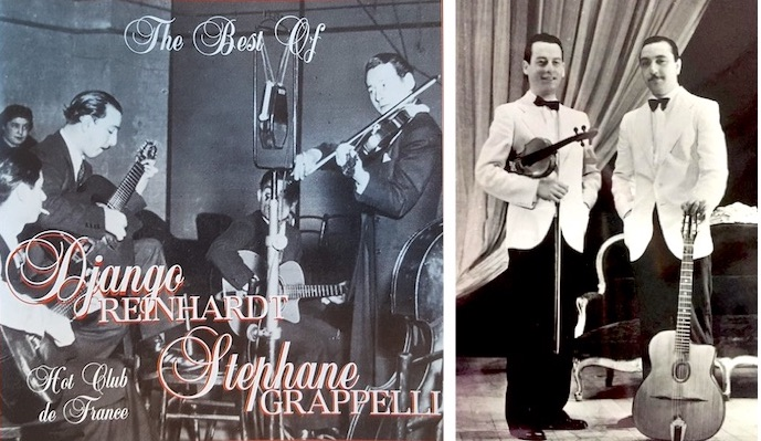 Hot Club de France Grappelli e Django