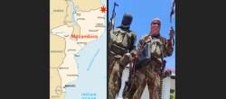 sudafricani - jihadisti a Cabo Delgado