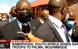 Total Cyril Ramaphosa