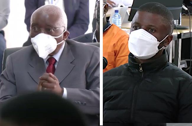 Frelimo Armando Guebuza e Ndambi Guebuza