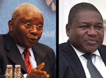 Frelimo Guebuza e Nyusi