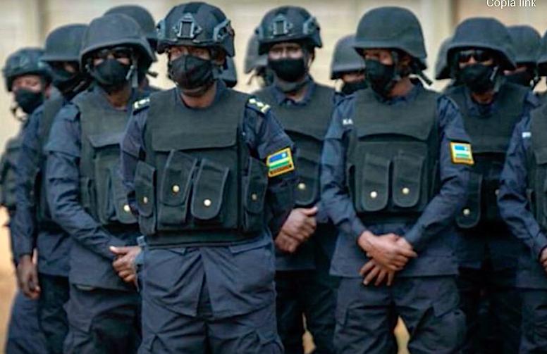 rifugiato politico militari ruandesi