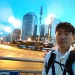 [ラン]北京二環路一周ランではなく、北京二環路1.5周ラン