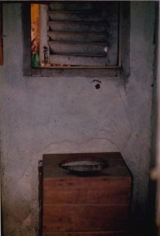 <協力隊時代>トイレ