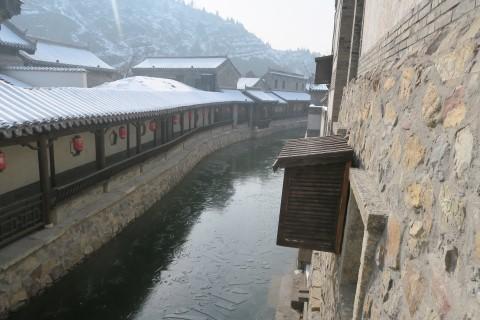[北京観光]古北水鎮と司馬台長城