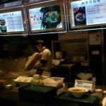[23省中国料理チャレンジ]刀削麺はダイエットに不向き(四元橋フードコート、山西省)