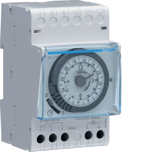 Timer Switch 24 Hour Timer Switches At Green Electrical Supply