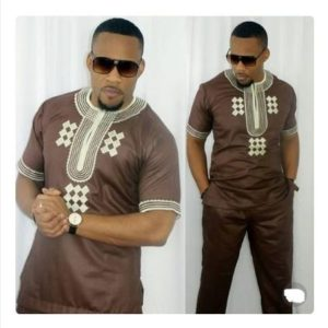 072bb10babd Modern Brown Native Menswear Shirt