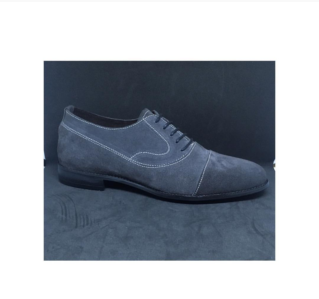 Gray Mens Lace Up Dress Suede Shoes Mens Dress Shoes Africa Blooms