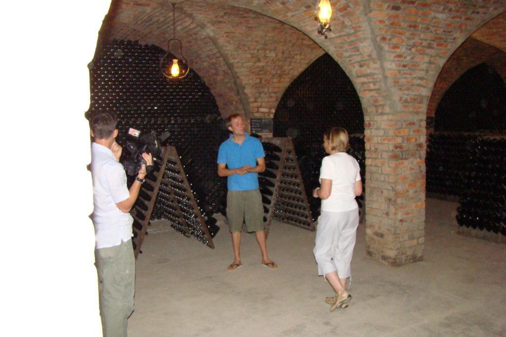 Wine Cellar Fairview Wine Estate