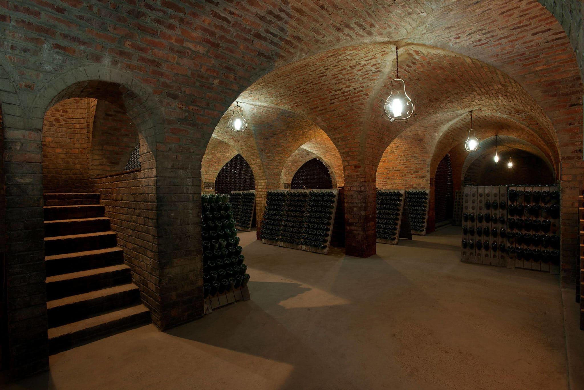 Underground Cellar of MCC