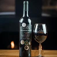 Shiraz Wine at Rooiberg