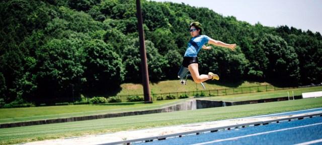 Kaede Maegawa is representing Japan at the Tokyo 2020 Paralympic Games.