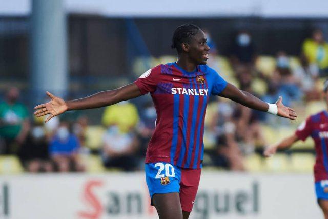 Nigerian striker scores as top European club demolish opponent 9-1
