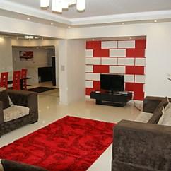 All In One Kitchen Appliances Island Range Luxurious Modern Apartment Cairo Egypt | Africa