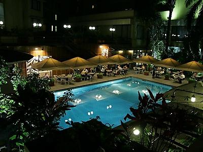 The Memling Hotel  Kinsasha DRCongo Zaire Africa