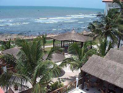 African Royal Beach Hotel  Nungua Ghana Africa