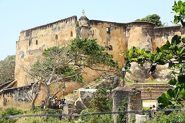 Fort Jesus Mombasa Photo Mombasa Kenya Africa