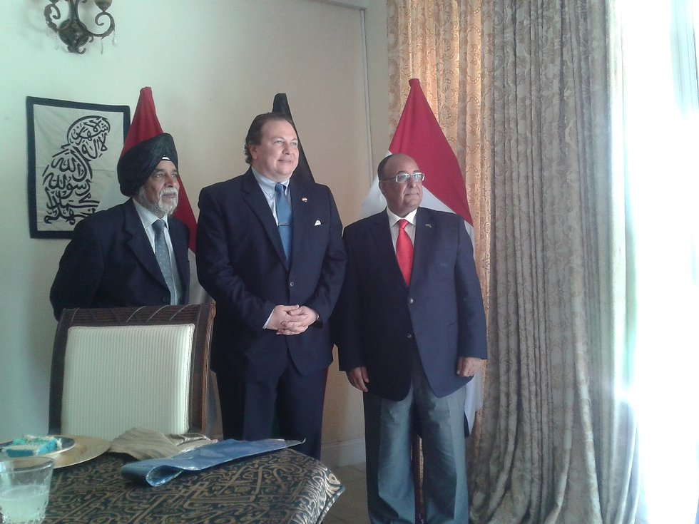 Egyptian Ambassador in Malawi