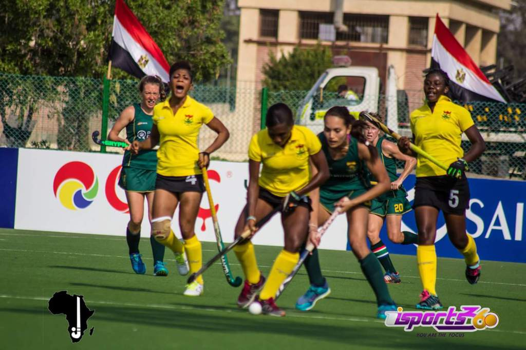 African Hockey Federation | South Africa reign in Egypt | African
