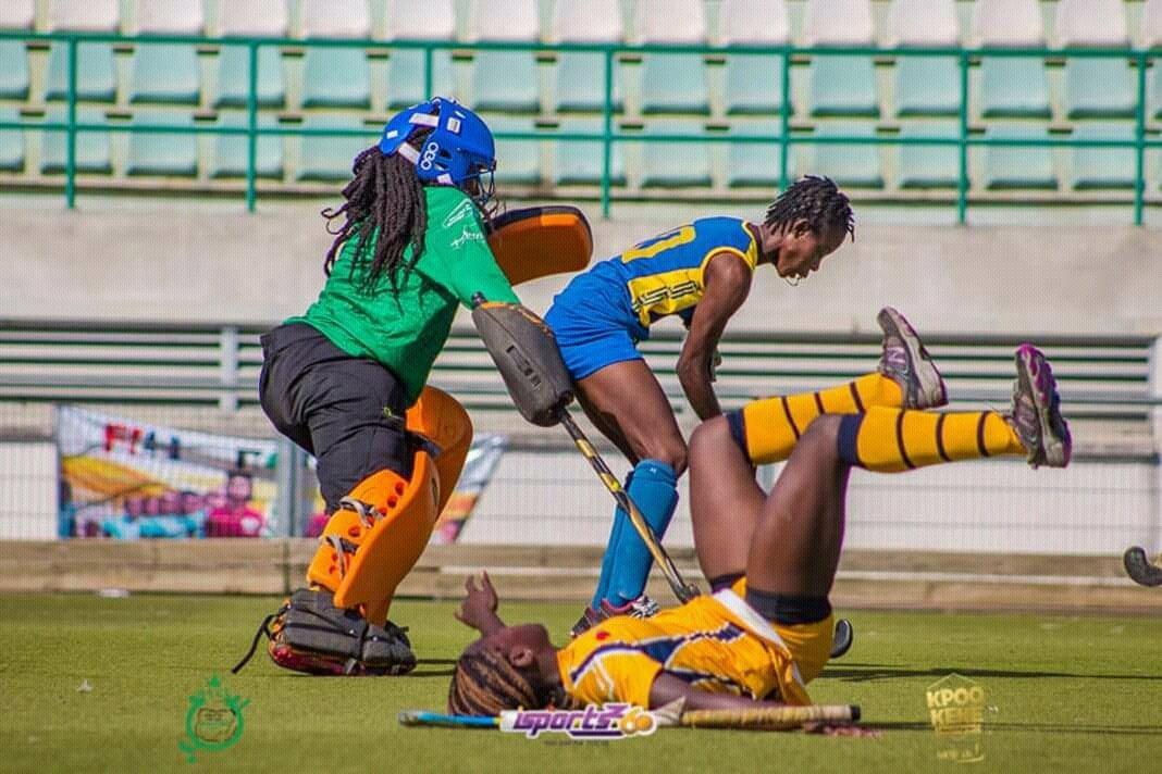 ACCC 2018: Elizabeth Opoku restores GRA's confidence