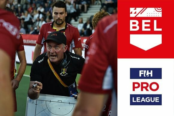 #FIHProLeague: On-fire Australia and world champions Belgium to fight for men's FIH Pro League title