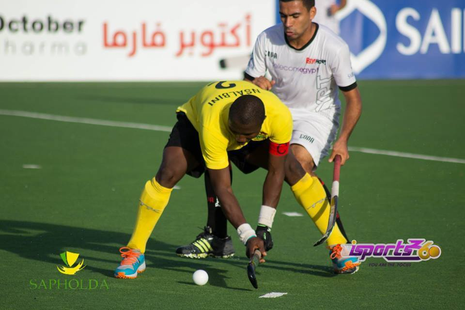African Hockey Olympic Qualifiers: Salya justifies inclusion with a stoppage time winner in Kenya clash