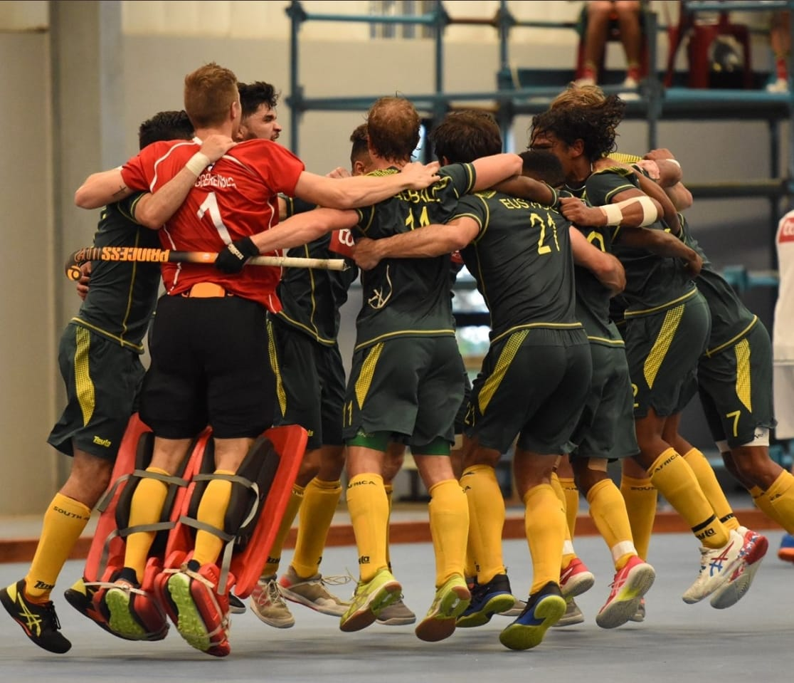 IAC 2021 – South Africa Men Are Champions