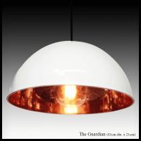 The Guardian - copper pendant lamp shade - Africa Impulse ...