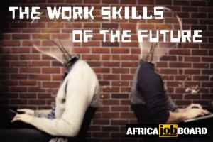 The work skills of the future