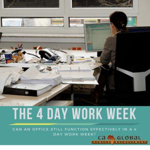 The 4-day work week