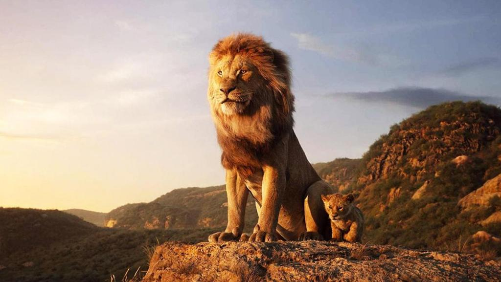 Le roi lion plus fort que Tarantino au box-office nord-américain