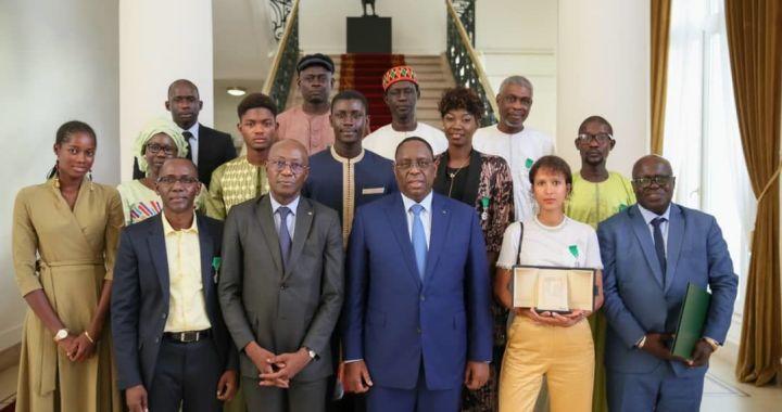 Sénégal: Des professionnels du cinéma honorés